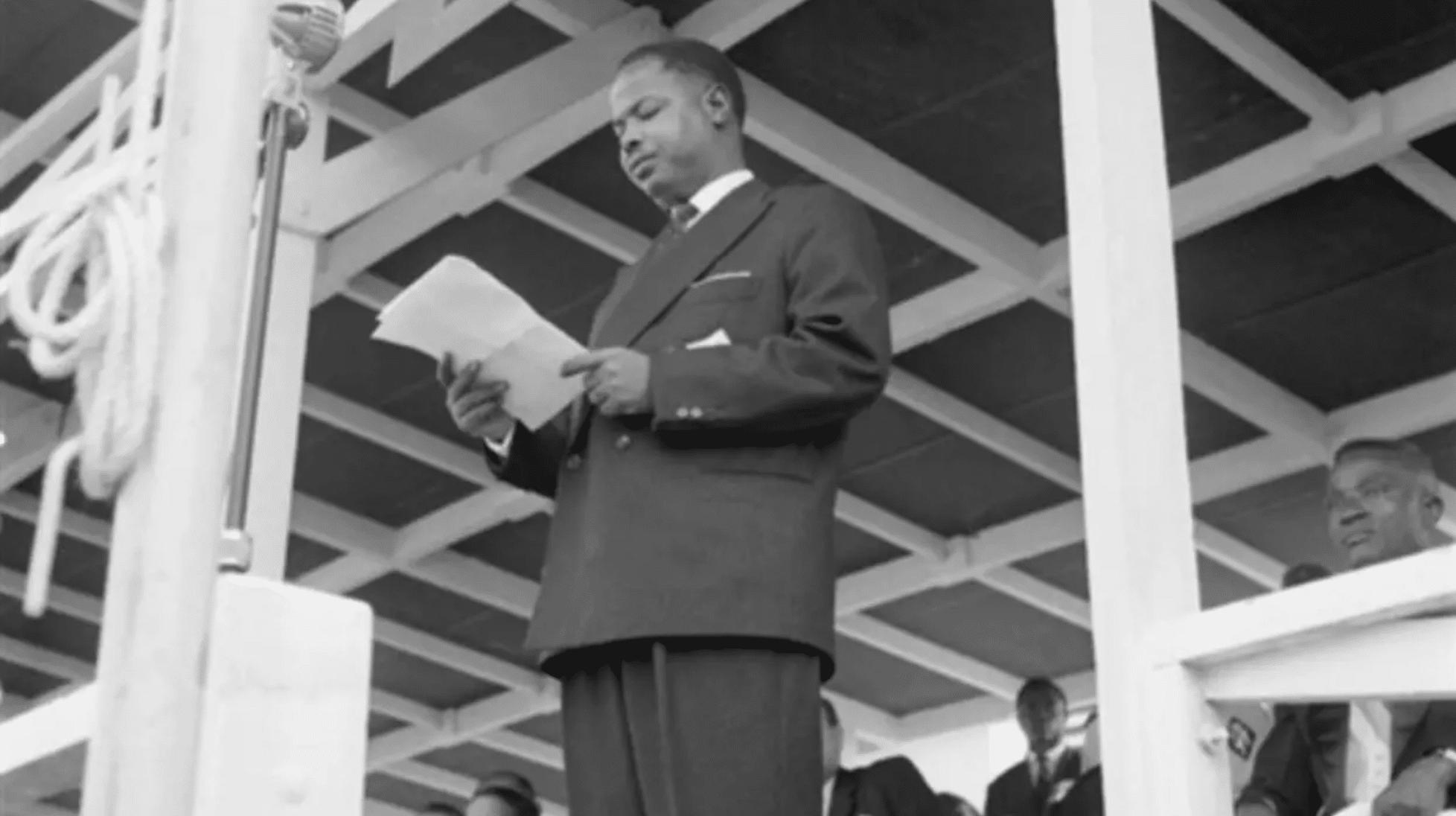 1. Ahmadou Ahidjo, le père de l'indépendance